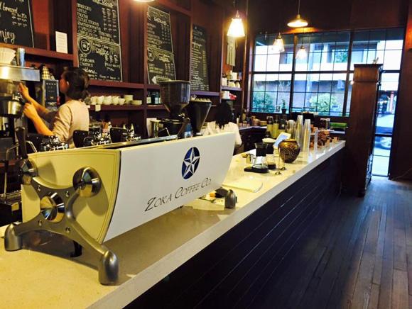 ZOKA COFFEE ROASTER