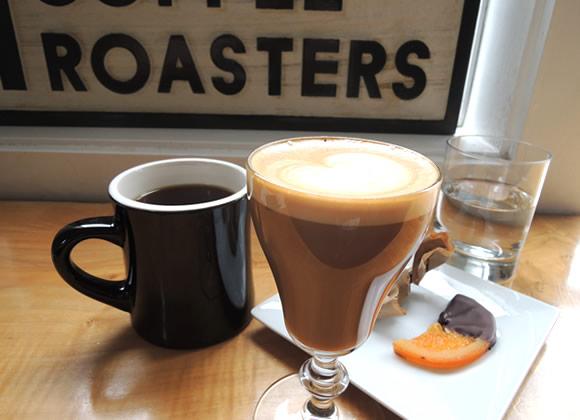 Slate Coffee Roasters - Coffee Bar