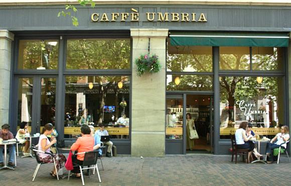 caffe umbria カフェ・ウンブリア