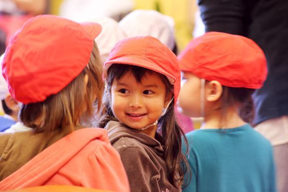 すぎのこ幼稚園 2歳半~5歳児対象