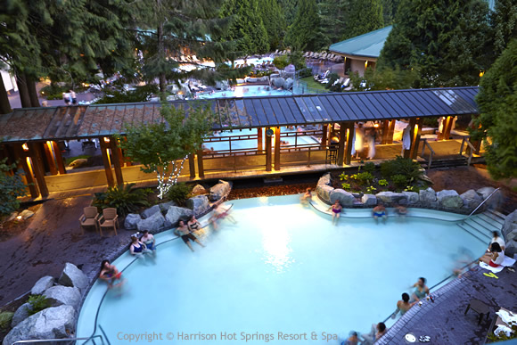 Hotels At Harrison Hot Springs Bc