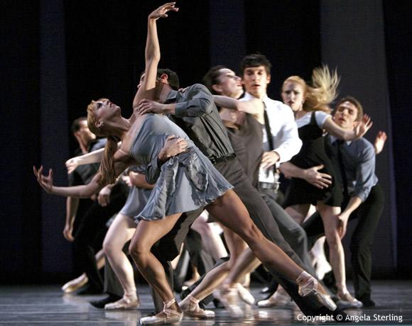 Pacific Northwest Ballet: Tricolore