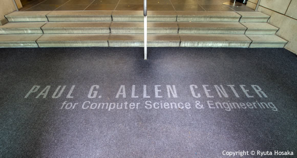 The Paul G. Allen Center of Computer Science