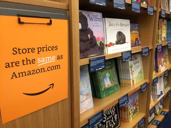 シアトルの新名所 アマゾン初の実店舗 amazon books に行ってきまし