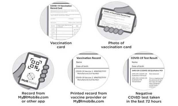 キング郡でも「ワクチン接種証明書」提示の義務化